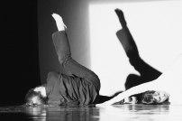 """Дуэт """"Между"""" Бритты Шёнбрунн и Екатерины Жариновой Фото: Иван Руссо (www.Dress-different.com)"""