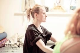 Танц-лаборатория Бритты Шёнбрунн Фото: Рената/Агентство Пикчертон