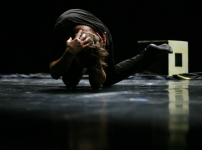 "Моноспектакль Андрея Захарова ""Локо"" Фото: Алёна Комарова"