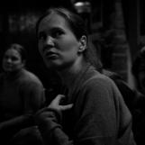Открытая дискуссия. Фото: Stix (Михаил НЕКРАСОВ). На фото: Екатерина Жаринова