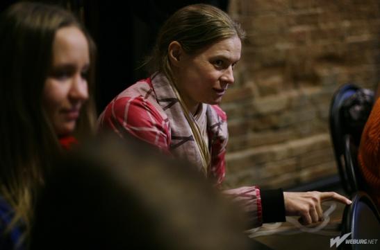 Открытая дискуссия. Фото: Алёна Комарова