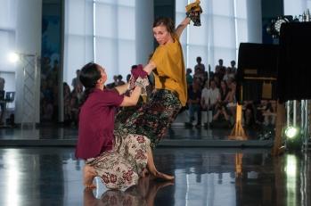 Фото: Анастасия Юмина. На фото: Елена Данн и Виктория Мясникова