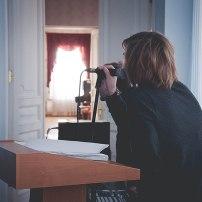 Лаборатория «Звук и движение». Фото: Анастасия Юмина. На фото: Таня Просто